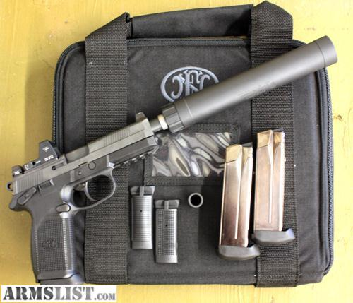 weapons silencer fnp - photo #30