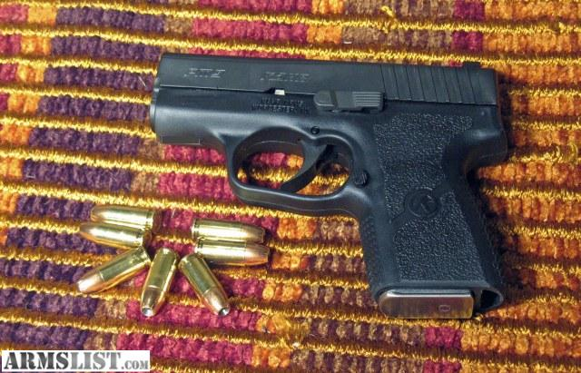 ARMSLIST - Want To Buy: Kahr MK9 or PM9 9mm with Black Slide