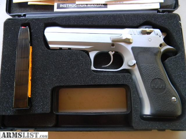 chrome baby desert eagle - photo #15