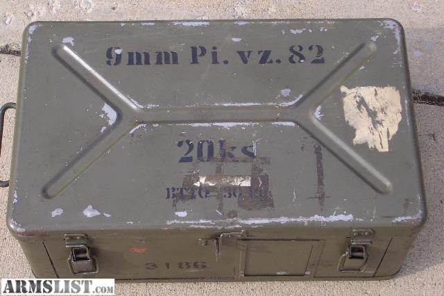 Army Green Ammo Box For Sale