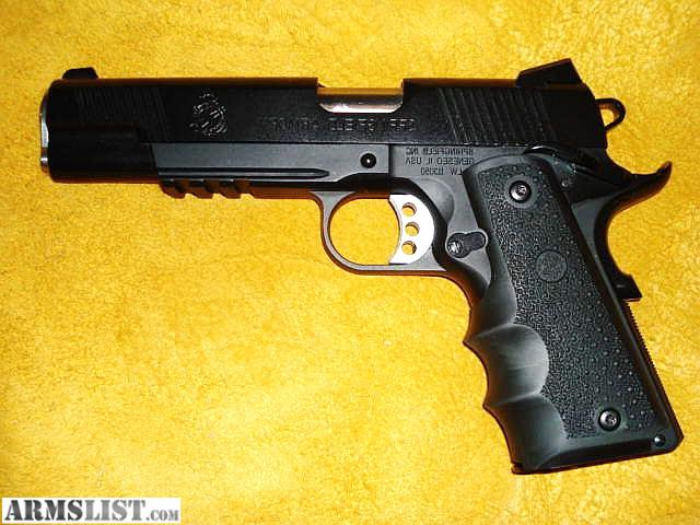 Got my 1st 1911  recommend some cool guy grips-Update- Spiffy new