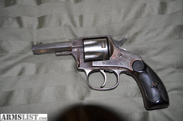 Fotos for sale old hopkins allen mfg 32 cal xl double action
