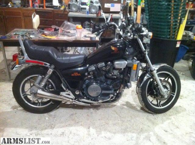 armslist for sale trade honda magna v45 750. Black Bedroom Furniture Sets. Home Design Ideas