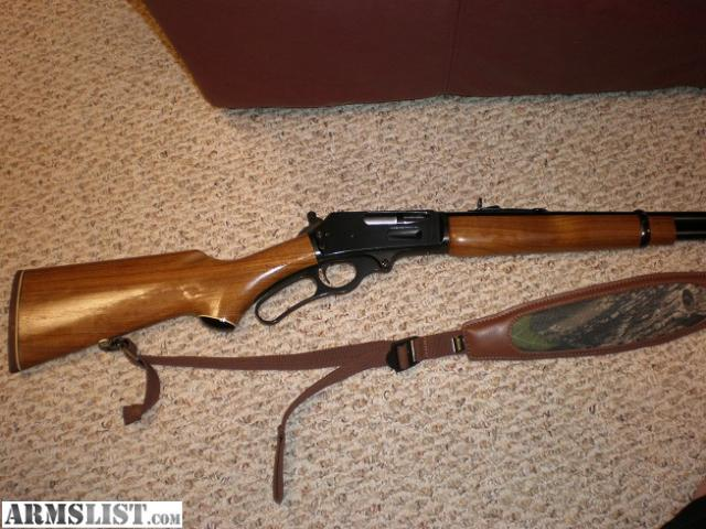 For sale marlin 30 30 rifle mod 336cs