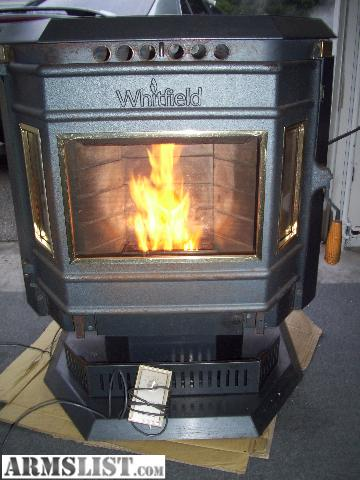 Pellet Stove: Whitfield Pellet Stove Manual on