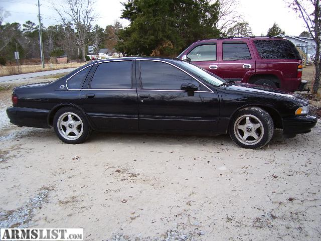 armslist for sale 1994 chevy impala ss. Black Bedroom Furniture Sets. Home Design Ideas