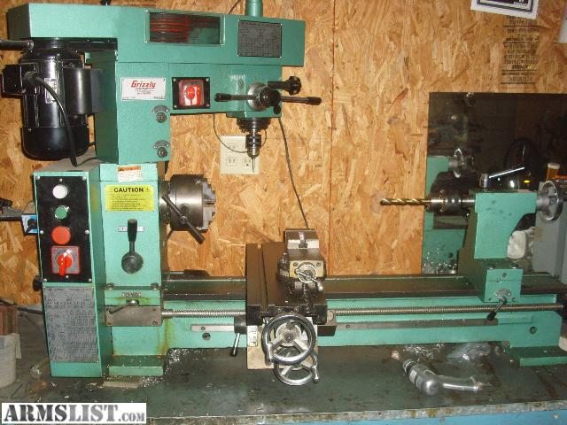 Grizzly Combo Lathe Mill Related Keywords & Suggestions
