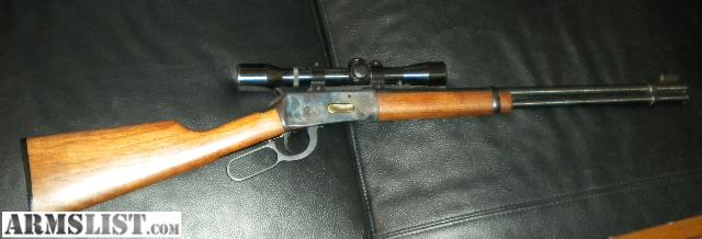 For Sale: Winchester 30-30 Model 94 Lever Action Rifle