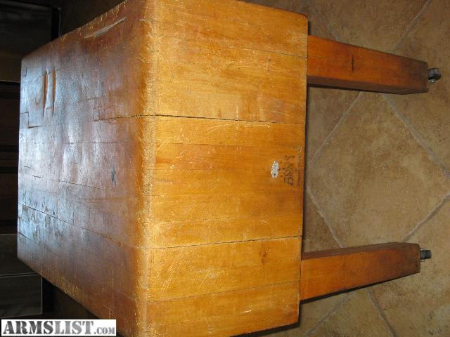 armslist for sale old boos butcher block