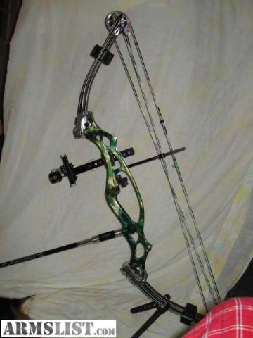 2006 Hoyt Bows http://www.armslist.com/posts/248968/toledo-ohio-archery-for-sale-trade--2006-hoyt-proelite-green-fusion