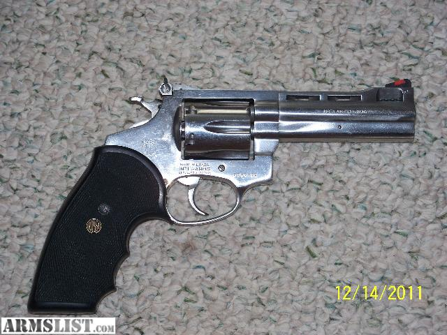ARMSLIST For Sale: Amadeo Rossi S.A. M971 VRC .357 Mag ...