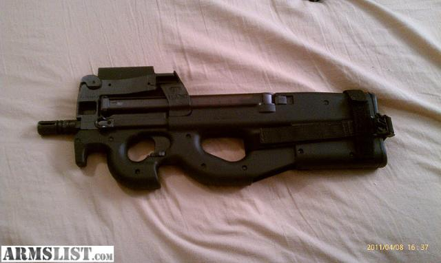 Ps90 For Sale >> ARMSLIST - For Sale: FN P90 SBR NFA (Brand New) 5.7x28 PS90