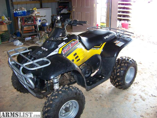 armslist for sale polaris four wheeler. Black Bedroom Furniture Sets. Home Design Ideas