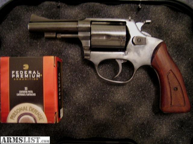 Rossi 68 Parts http://www.armslist.com/posts/256140/sacramento-california-handguns-for-sale-trade--interarms-rossi-model-68-38-special-3--revolver