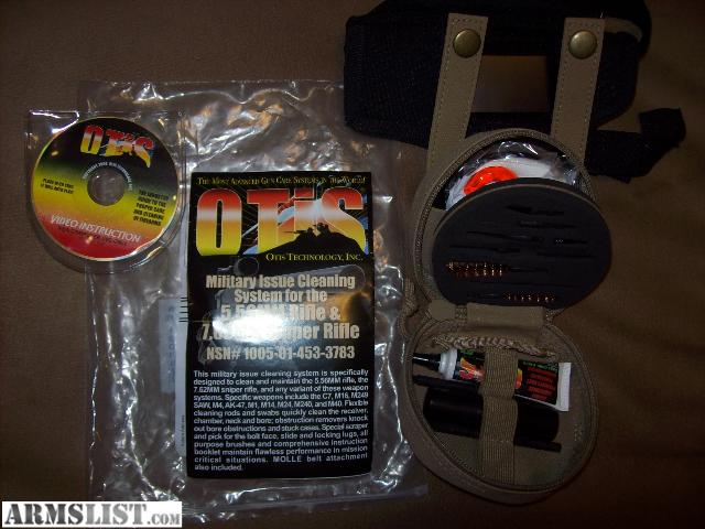 armslist for sale trade otis cleaning system