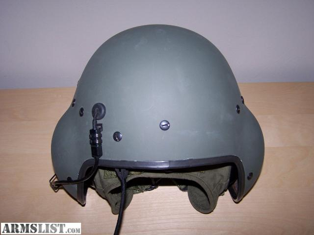 Private Helicopter For Sale >> ARMSLIST - For Sale/Trade: Helicopter Pilots Helmet SPH-4