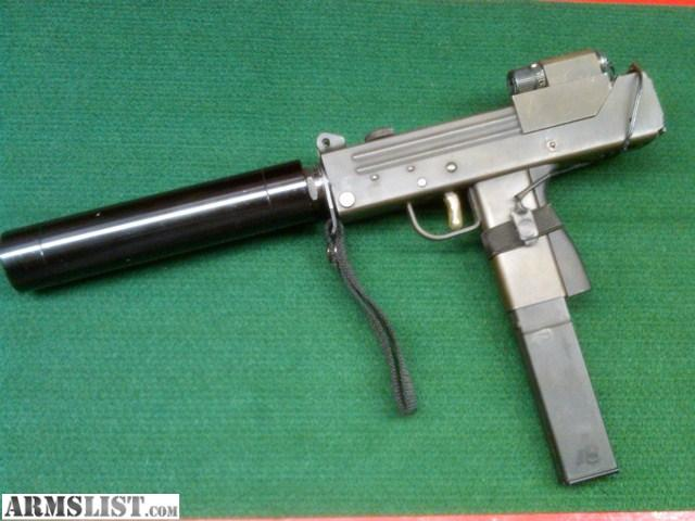 View full size   Mac 11 Silencer