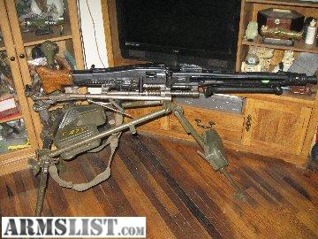 Yugo M53 Semi Auto http://www.armslist.com/posts/298256/southeastern-pennsylvania-rifles-for-sale--yugo-m53-mg42-copy-semi-auto