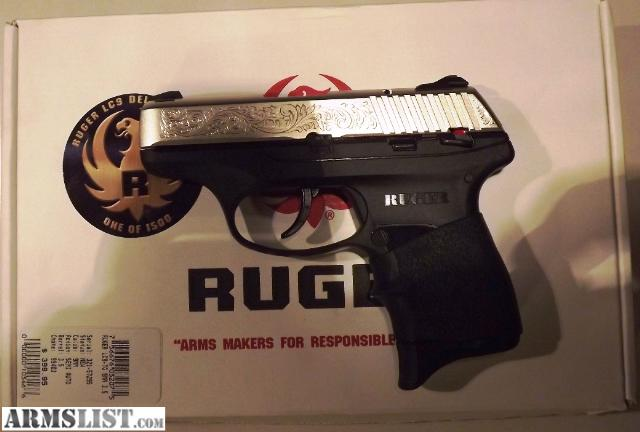 Ruger LC9 Gold http://armslist.com/posts/315956/detroit-michigan-handguns-for-sale-trade--ruger-lc9-talo-gold-edition-w--24-kt-gold-logo