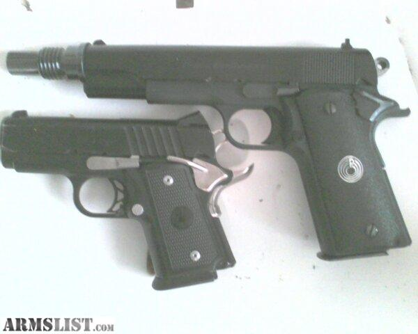 Para Warthog http://armslist.com/posts/316401/indiana-handguns-for-sale-trade--1911s-para-warthog-or--4-45