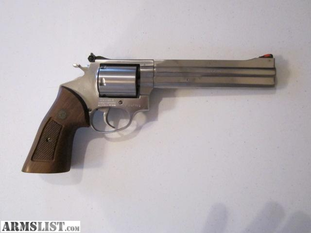 ARMSLIST - For Sale: Amadeo Rossi SA 357 Magnum Stainless ...