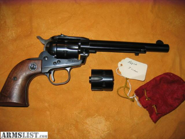 Ruger single six serial number lookup