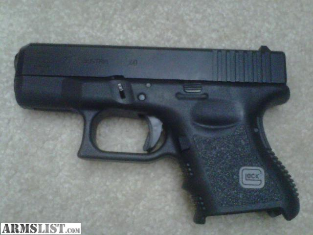 Glock 27 Gen 3 GLOCK 27 IS IN NEW FLAWLESS