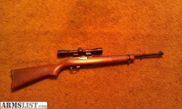 Ruger 10 22 Model 1230 http://www.armslist.com/posts/326080/wichita-kansas-rifles-for-sale-trade--ruger-model-10-22