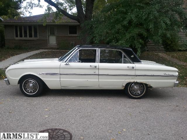 1963 12 Ford Falcon Sprint 2dr Ht For Sale