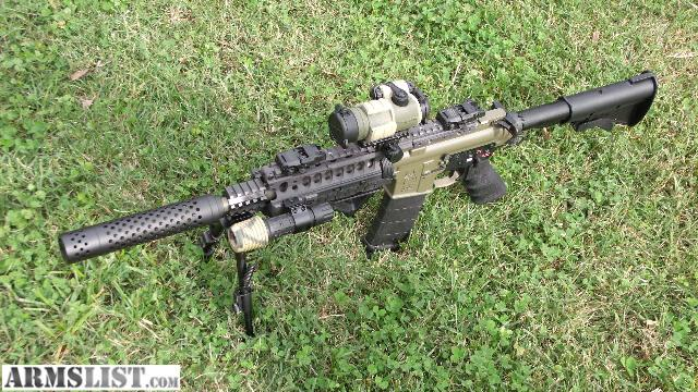 ARMSLIST - For Sale/Trade: BAMF! Custom Spikes Tactical AR ...