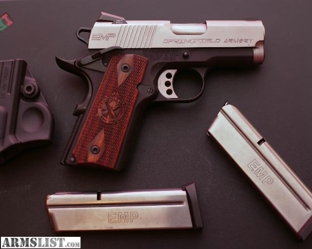 For Sale: Springfield EMP 9MM 1911
