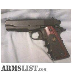 1911 Colt 45 Commander http://www.armslist.com/posts/344030/columbia-south-carolina-handguns-for-sale--colt-45-1911-commander-model--vgc