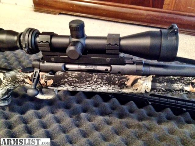 For Sale: 308 savage bolt action rifle