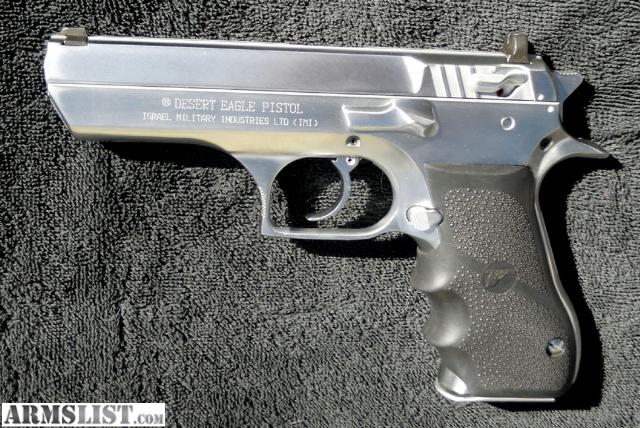 chrome baby desert eagle - photo #10