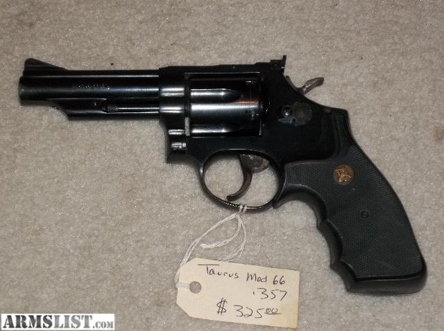 357 S&W Model 66 Price http://www.armslist.com/posts/354281/birmingham-alabama-handguns-for-sale--taurus--357--model-66