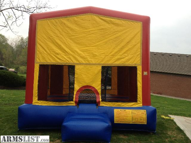 Commercial Bounce Houses For Sale @