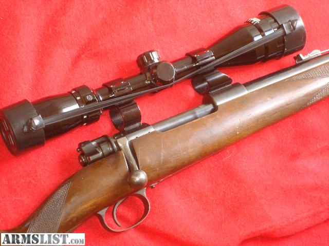 Large Ring Mauser Action For Sale