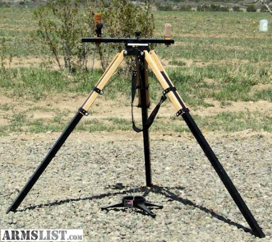 Shooting Ranges In Pueblo Colorado: For Sale: Ultimate Shooting Tripod