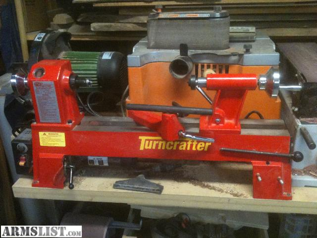 wood lathe for sale used