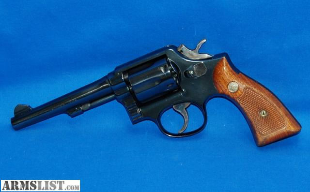 ARMSLIST - For Sale: Smith & Wesson Model 10 .38 Special ...