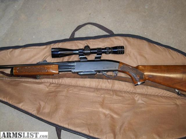 ARMSLIST - For Sale: Remington 760 30-06 pump action