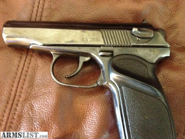 Makarov For Sale http://www.armslist.com/posts/372795/knoxville-tennessee-handguns-for-sale--makarov-for-sale