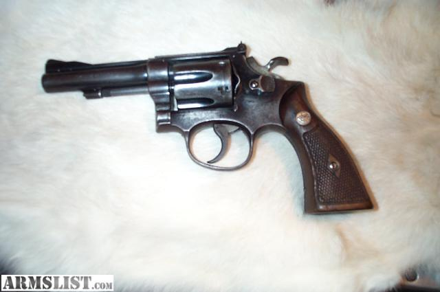 ctg dating What is the age of a smith and wesson 38 special ctg pistol with a serial number k234971.