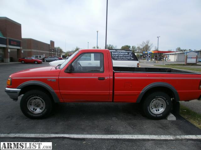armslist for sale 1993 ford ranger xlt 4x4. Black Bedroom Furniture Sets. Home Design Ideas