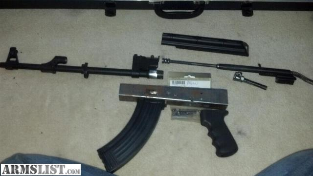 Armslist for sale trade ak 47 parts kit mostly all there