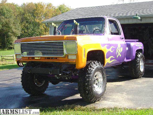 For Sale/Trade: Chevy Pro Built Mud Race / Bog Truck ***SOLD***