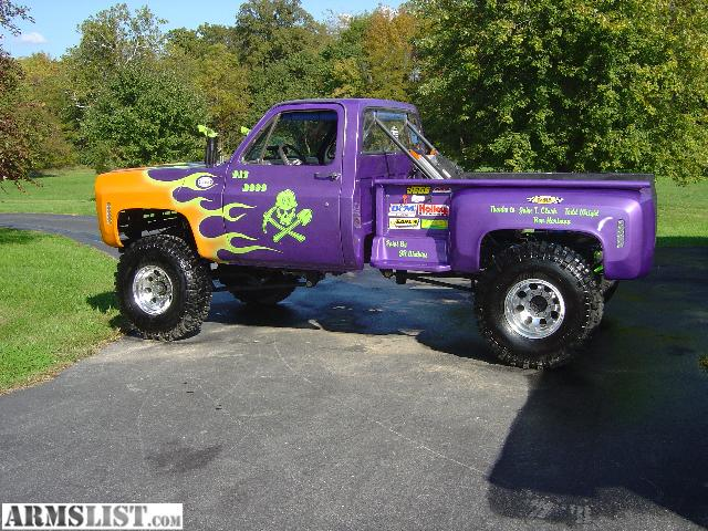 - For Sale/Trade: Chevy Pro Built Mud Race / Bog Truck ***SOLD