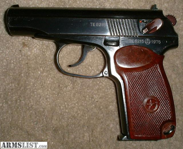 Looking for makarov pistol any condition is acceptable aslo willing