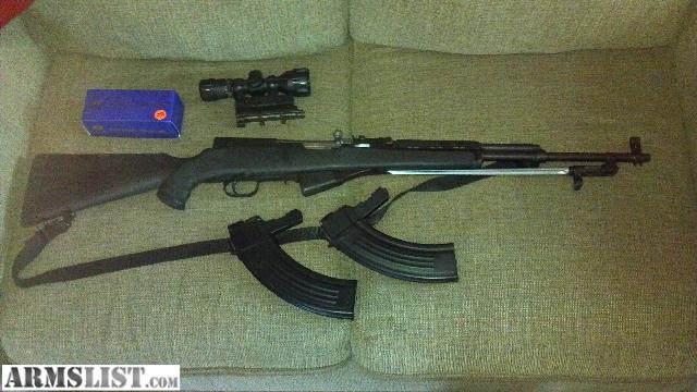 Chinese SKS Accessories