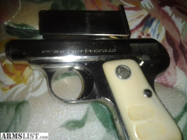 Armi Galesi Parts http://www.armslist.com/posts/388853/knoxville-tennessee-handguns-for-sale-trade--armi-galesi-brescia-brevetto-cal-6-35--cal-25-auto